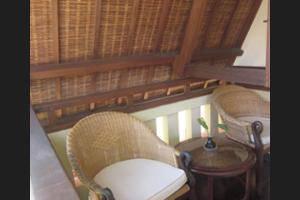 Besakih Beach Hotel Bali - Balcony
