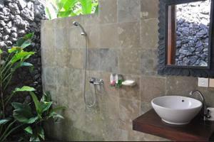 Teras Bali Sidemen - Bathroom