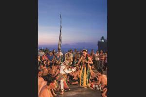 Novotel Bali Benoa - Theater Show