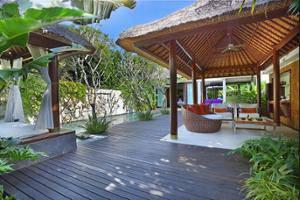 Amarterra Villas Bali Nusa Dua - Terrace/Patio