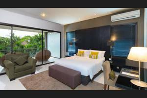 Cicada Luxury Townhouses Bali - Property Grounds
