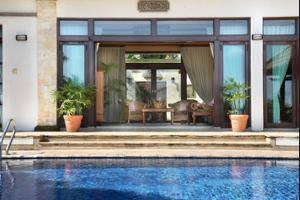 Indra Maya Pool Villas Bintan - Beach