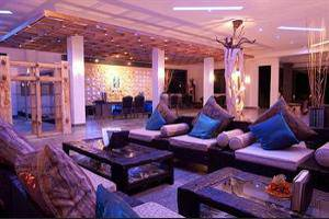 Ocean Blue Hotel Bali - Lobby Lounge