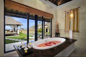 Ocean Blue Hotel Bali - Jetted Tub