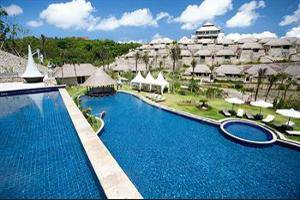 Ocean Blue Hotel Bali - Outdoor Pool