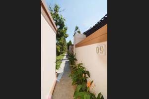 Kutaville Bali - Garden