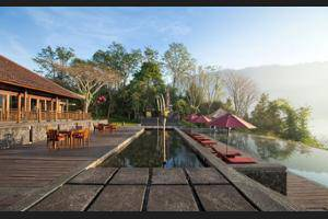 Puri Candikuning Bedugul - Outdoor Pool