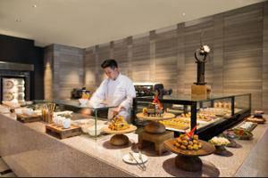 Fairmont Hotel Jakarta - Buffet