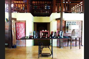 Kampung Cenik Bali - Interior Entrance