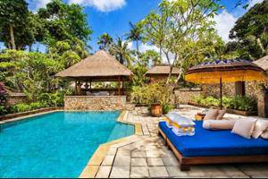 The Oberoi Bali - Balcony View
