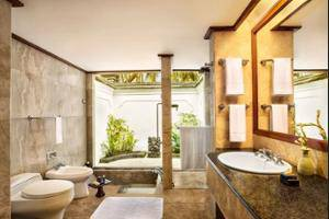 The Oberoi Bali - Bathroom