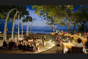 The Oberoi Bali - Outdoor Dining