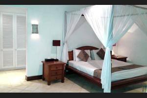 Gajah Biru Bungalows Bali - Guestroom