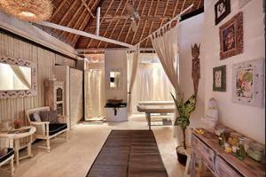 Gajah Biru Bungalows Bali - Treatment Room