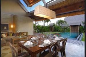 Space at Bali Villas Bali - Dining