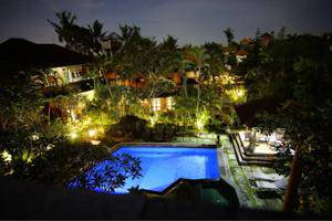 Okawati Hotel Ubud - Outdoor Pool