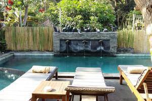 Desak Putu Putera Hidden Bali - Kolam Renang
