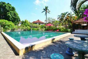 Mekar Jaya Bungalows Bali - Pool