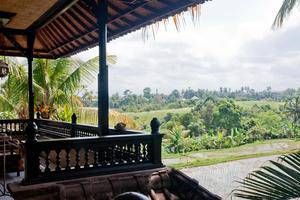 Gusti Garden 2 Ubud - balkon