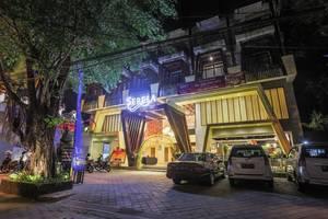 Serela Legian Hotel Bali - Tampilan Luar Hotel
