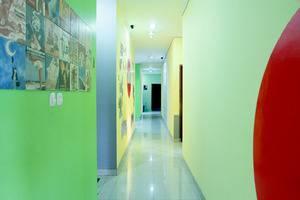 OYO 124 Green House Jakarta - Corridor
