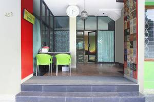 OYO 124 Green House Jakarta - Reception
