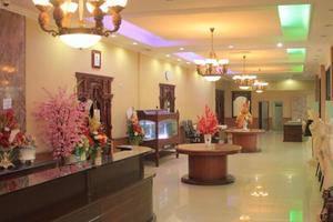 Imelda Hotel Padang - Lobi
