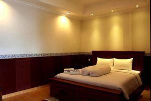 Imelda Hotel Padang - Kamar tamu