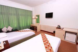 Mutiara Hotel Cilacap - Kamar tamu