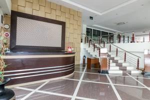 NIDA Rooms Colombo Komplek Karang Marang - Resepsionis