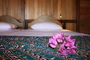 Onong Resort Manado - Kamar tamu