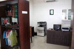 Jelita Bandara Hotel Banjarbaru - Business Center