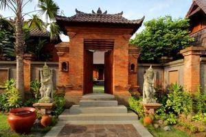 The Sanyas Retreat Bali - Eksterior