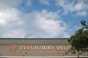Jasia Luxury Villas Lombok - pandangan depan