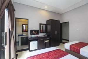 Legian Village Hotel Bali - Kamar tidur