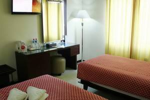 NIDA Rooms Aries Munandar 41 Klojen - Kamar tamu