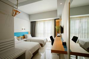 BATIQA Hotel and Apartments Karawang - Twin Room