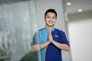 BATIQA Hotel and Apartments Karawang - Selamat Datang