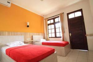 Beneyasa Beach Inn II Bali - KAMAR STANDART TWIN AC