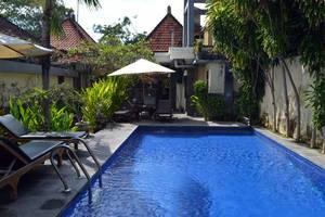 Hotel Jati & Homestay Sanur - Kolam Renang