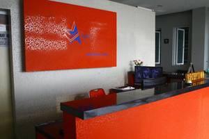 NIDA Rooms Tata Bumi Godean - Resepsionis