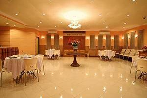 Patria Palace Hotel Blitar - lobi