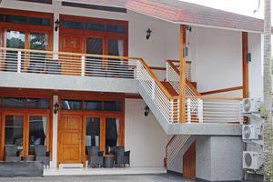 ZEN Rooms Hegarmanah Secapa Bandung - eksterior