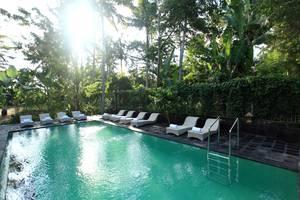 Ubad Retreat Bali - Kolam renang