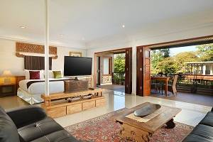ALINDRA Villa Bali - Terracotta Prime Suite