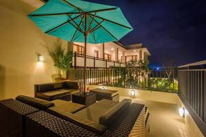 Villa Tepi Sungai Bali - Rooftop