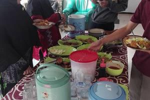 Villa Panderman Indah Malang - prasmanan