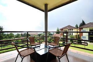 Villa Gracia Istana Bunga Lembang Bandung -