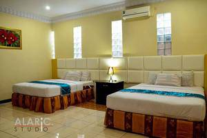 Juanda Hotel Ponorogo - Guest room
