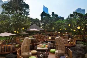 Ayana Midplaza Jakarta - Jimbaran Lounge